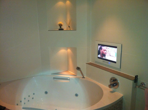 Badezimmer TV Beispiele | Service Center | Badezimmer-TV.de
