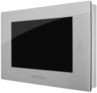 "Wasserdichtes TV 32"" BigSplash ABM32  Wand-TV 3"